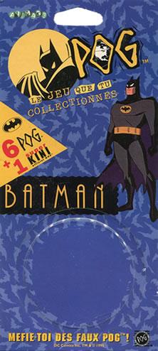 Pochette de Pogs Batman