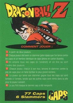 Règles Dragon Ball Z