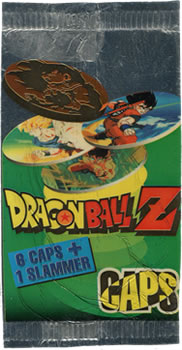 Sachet de Caps Dragon Ball Z