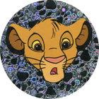 Pog n°23 - Simba surpris - Le Roi Lion - World Pog Federation (WPF)