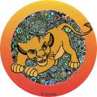 Pog n°24 - Simba se fache - Le Roi Lion - World Pog Federation (WPF)