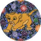 Pog n°27 - Bébé Simba - Le Roi Lion - World Pog Federation (WPF)