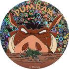 Pog n°28 - Pumbaa & la punaise - Le Roi Lion - World Pog Federation (WPF)