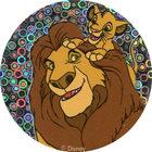 Pog n°32 - Mufasa & Simba - Le Roi Lion - World Pog Federation (WPF)