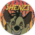 Pog n°34 - Shenzi - Le Roi Lion - World Pog Federation (WPF)