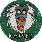 Pog n°35 - Rafiki - Le Roi Lion - World Pog Federation (WPF)