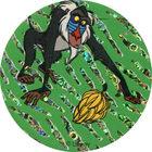 Pog n°38 - Rafiki & les bananes - Le Roi Lion - World Pog Federation (WPF)