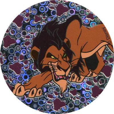 Pog n° - Le Roi Lion - World Pog Federation (WPF)