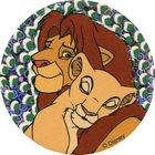 Pog n°43 - Simba & Nala 3 - Le Roi Lion - World Pog Federation (WPF)