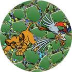 Pog n°44 - Simba & Zazu - Le Roi Lion - World Pog Federation (WPF)