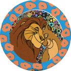 Pog n°48 - Mufasa & Sarabi - Le Roi Lion - World Pog Federation (WPF)