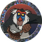 Pog n°50 - Rafiki & la noix de coco - Le Roi Lion - World Pog Federation (WPF)