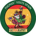 Pog n°3 - Spain - GEPOGRAPHY - World Pog Federation (WPF)