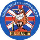 Pog n°6 - United Kingdom - GEPOGRAPHY - World Pog Federation (WPF)