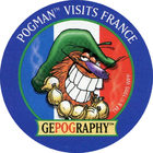 Pog n°7 - France - GEPOGRAPHY - World Pog Federation (WPF)