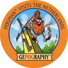 Pog n°8 - Netherlands - GEPOGRAPHY - World Pog Federation (WPF)