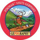 Pog n°10 - Germany - GEPOGRAPHY - World Pog Federation (WPF)