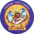 Pog n°12 - Taiwan - GEPOGRAPHY - World Pog Federation (WPF)
