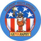 Pog n°13 - America - GEPOGRAPHY - World Pog Federation (WPF)