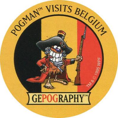 Pog n° - GEPOGRAPHY - World Pog Federation (WPF)