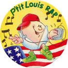 Pog n°1 - P'tit Louis RAP - P'tit Louis - World Pog Federation (WPF)