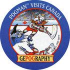 Pog n°17 - Canada - GEPOGRAPHY - World Pog Federation (WPF)