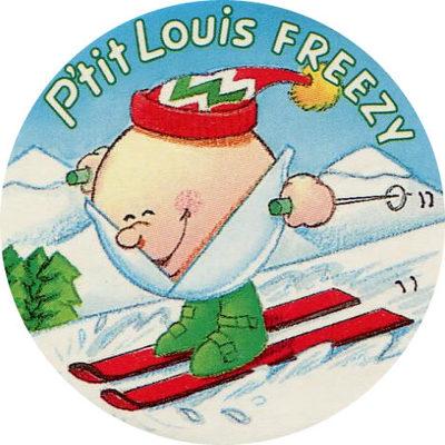 Pog n° - P'tit Louis - World Pog Federation (WPF)