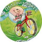 Pog n°3 - P'tit Louis BIKER - P'tit Louis - World Pog Federation (WPF)