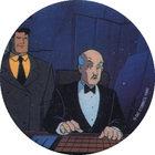 Pog n°19 - B. Wayne & Alfred - Batman - World Pog Federation (WPF)