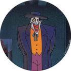 Pog n°66 - Le sourire du Joker - Batman - World Pog Federation (WPF)