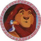 Pog n°6 - Mufasa et Zazu - Le Roi Lion - Panini
