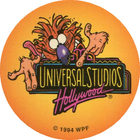 Pog n°20 - Universal Studios Hollywood - McDonald's - World Pog Federation (WPF)