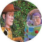 Pog n°29 - Woody et Buzz - Toy Story - McDonald's - World Pog Federation (WPF)