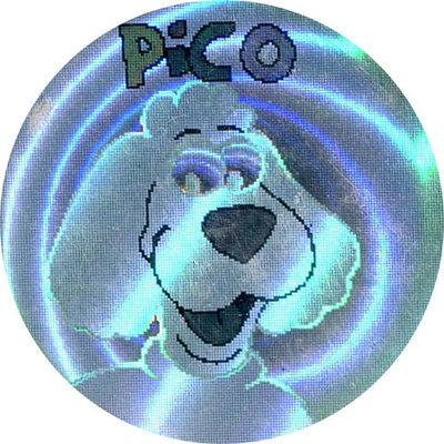 Pog n° - Chocapic - World Pog Federation (WPF)