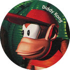 Pog n°2 - Diddy Kong - Choco Pops & Donkey Kong - Divers