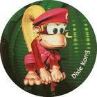 Pog n°4 - Dixie Kong - Choco Pops & Donkey Kong - Divers