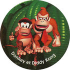 Pog n°5 - Donkey et Diddy Kong - Choco Pops & Donkey Kong - Divers