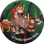 Pog n°8 - La famille Donkey Kong - Choco Pops & Donkey Kong - Divers