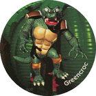 Pog n°10 - Greencroc - Choco Pops & Donkey Kong - Divers