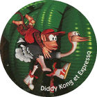 Pog n°14 - Diddy Kong et Expresso - Choco Pops & Donkey Kong - Divers