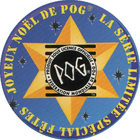 Pog n°12 - Christmas POG - 100% Noël - World Pog Federation (WPF)