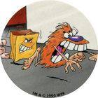 Pog n°6 - POG qu'a peur - McDonald's - World Pog Federation (WPF)