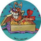 Pog n°7 - POG chette Surprise - McDonald's - World Pog Federation (WPF)
