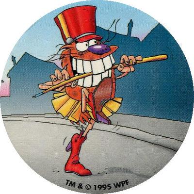 Pog n° - McDonald's - World Pog Federation (WPF)