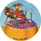 Pog n°24 - Happy Birthday Shirley - McDonald's - World Pog Federation (WPF)