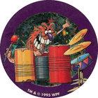 Pog n°28 - Bat'POG - McDonald's - World Pog Federation (WPF)