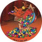 Pog n°40 - Shirley Gum - McDonald's - World Pog Federation (WPF)