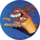 Pog n°43 - Les Pieds dans le POG - McDonald's - World Pog Federation (WPF)