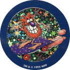 Pog n°44 - A plein POG - McDonald's - World Pog Federation (WPF)