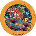 Pog n°46 - Skater POG - McDonald's - World Pog Federation (WPF)